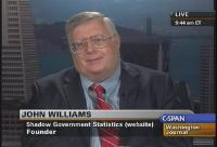 John Williams on C-SPAN TV